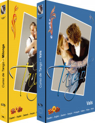 Milonga + Vals - 2 DVDs
