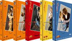 Tango de Salón I + II + Fantasía + Milonga + Vals - 5 DVDs